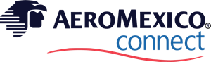 AeroMexico Connect Logo Vector