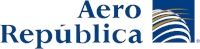 AeroRepublica airlines Logo Vector