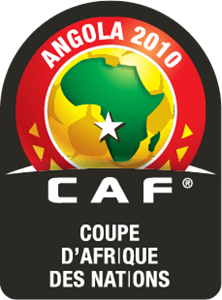 Africa Cup Nations 2010 Logo Vector