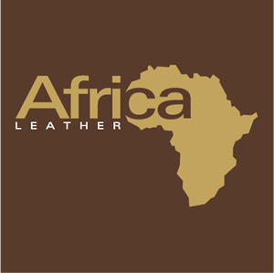 Africa Leather Logo Vector