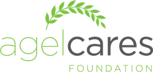 Agel Cares Fundation Logo Vector