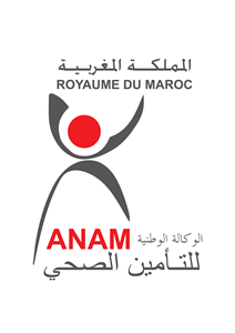 Agence Nationale d'Assurance Maladie - Maroc Logo Vector
