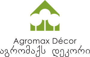 Agromax Decor Logo Vector