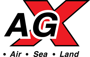 AGX LOGISTICS Logo Vector