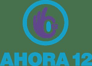 Ahora 12 Logo Vector