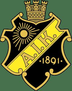 AIK Solna Logo Vector