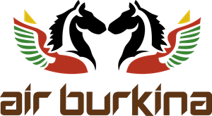 Air Burkina airlines Logo Vector