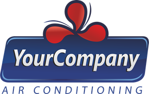 AIR CONDITIONING CUSTOM Logo Vector