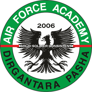 Air Force Academy Dirgantara Pasha Logo Vector