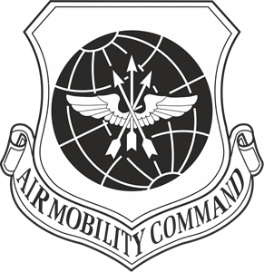 AIR MOBILITY COAT OF ARMS Logo Vector