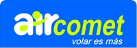 Air Plus Comet Logo Vector