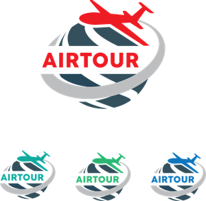 Air tour Logo Vector