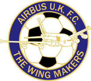 Airbus UK FC Broughton Logo Vector