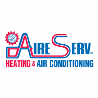 AireServ Heating and Air Conditioning Logo Vector