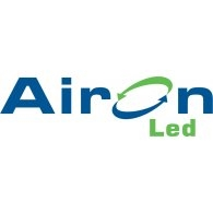 Airon Led Logo Vector
