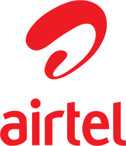 Download airtel brand logo in vector format.