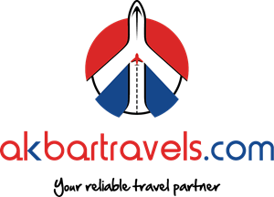 Akbartravels.com Logo Vector