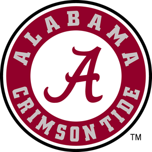 Alabama Crimson Tide Logo Vector