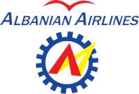 Albanian airlines Logo Vector