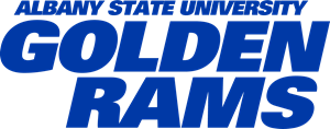 Albany State Golden Rams Logo Vector