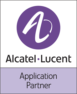 Alcatel-Lucent Application Partner Logo Vector