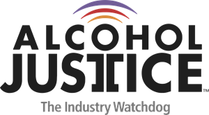 Alcohol Justice Logo Vector