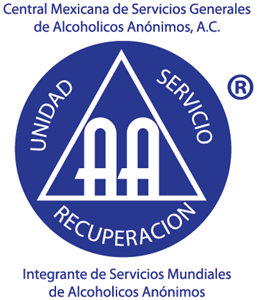 Alcoholicos Anonimos Central Mexicana Logo Vector