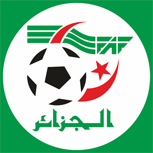 Algeria National Soccer Team Logo Vector