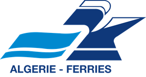Algérie Ferries Logo Vector