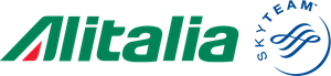 Alitalia-SkyTeam New Logo Vector