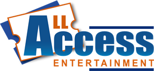 All Access Entertainment Logo Vector