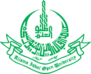 Allama Iqbal Open University Logo Vector