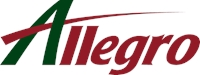 Allegro airlines Logo Vector