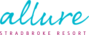 Allure Stradbroke Resort Logo Vector