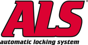 ALS Automatic Locking System Logo Vector