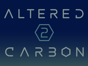Altered Carbon - Season 2 Logo Vector