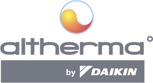 altherma daikin Logo Vector