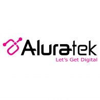 Aluratek Logo Vector