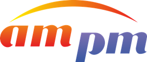 AM PM - Ipiranga Logo Vector