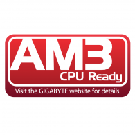 Am3+ Cpu Ready Logo Vector