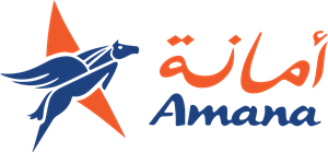 Amana Messagerie Logo Vector