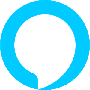 Amazon Alexa Logo Vector