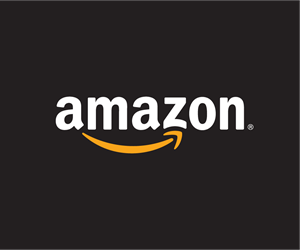 Amazon Dark Logo Vector
