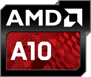 AMD A10 Logo Vector
