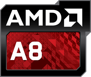 AMD A8 Logo Vector