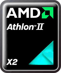 AMD Athlon II X2 Logo Vector