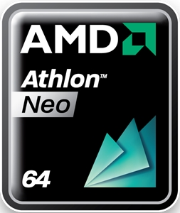 AMD Athlon Neo Logo Vector