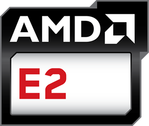 AMD E2 Logo Vector