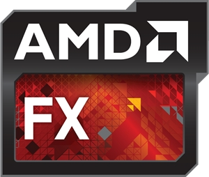 AMD FX Logo Vector