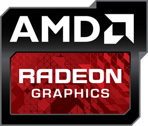 AMD Radeon Graphics Logo Vector